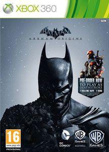 Batman Arkham Origins Xbox 360 (Semi-novo)