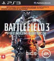 Battlefield 3 Premium Edition Ps3 (Semi-Novo)