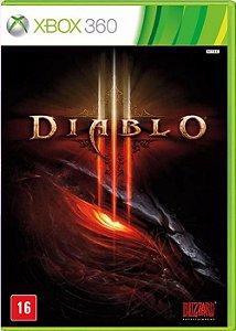 Diablo 3 Xbox 360 (Semi-novo)