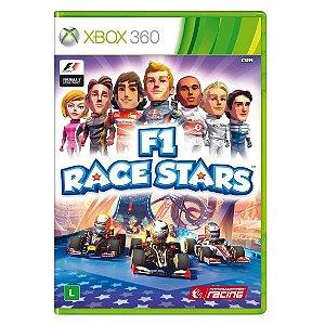 F1 Race Stars Xbox 360 (Semi-Novo)