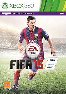 Fifa 15 Xbox 360 (Semi-novo)