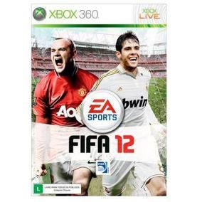 Fifa 12 Xbox 360 (Semi-Novo)