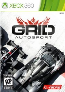 Grid AutoSport Xbox 360 (Semi-Novo)