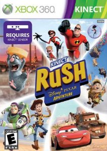 Kinect Rush Xbox 360 (Semi-Novo)