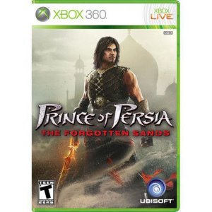 Prince of Persia The Forgotten Sands Xbox 360 (Semi-Novo)