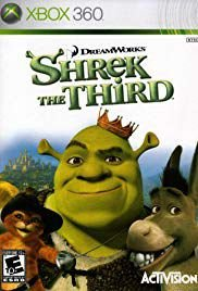 Shrek the Third Xbox 360 (Semi-Novo)