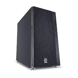 Computador WorkStation Five - Ryzen 5 2600, A320M, 8Gb RAM, GTX 1050 4Gb, 1Tb HD, SSD 120Gb, 400W, Gabinete