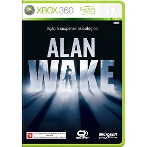 Alan Wake (Semi-novo)