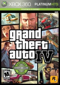 Grand Theft Auto IV (Semi-novo)