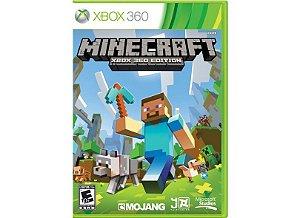 Minecraft Xbox 360 (Semi-Novo)