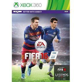 FIFA 16 Xbox 360 (Semi-Novo)