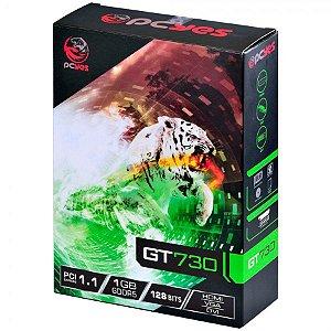 GPU GT730 1GB GDDR5 128 PY730GT12801G5