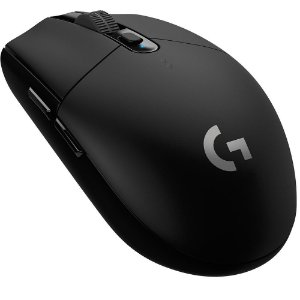MOUSE LOGITECH GAMER G305 LIGHTSPEED SEM FIO OPT USB PTO