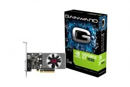 GPU NV GT1030 2GB DDR5 64BITS GAINWARD NE5103000646-1080F