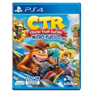 Pré-Venda Crash Team Racing Nitro-Fueled - Ps4