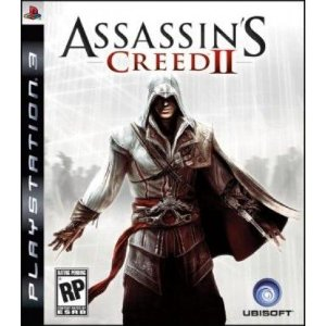 Playstation 3 Assassin's Creed II (Semi-Novo)