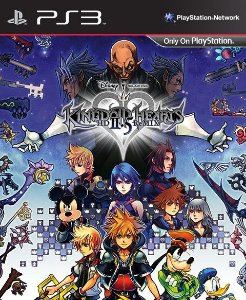 Playstation Kingdom Hearts HD 1.5 Remix (Semi-novo)