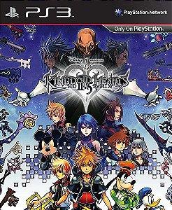Playstation Kingdom Hearts HD 1.5 Remix (Semi-novo)