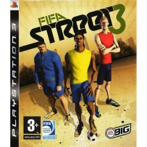 Playstation 3 Fifa Street 3 (Semi-Novo)