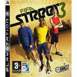 Playstation 3 Fifa Street 3 (Semi-Novo)