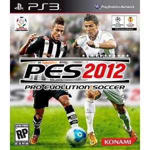 Playstation 3 PES 2012 (Semi-Novo)