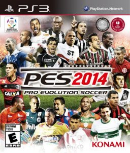 Playstation 3 PES 2014 (Semi-Novo)