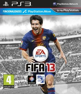 Playstation 3 Fifa 13 (Semi-Novo)
