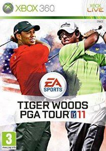 Tiger Woods PGA Tour 11 Xbox 360 (Semi-Novo)