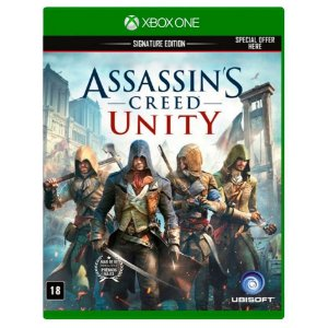 Assassins Creed Unity - Xbox One - (Semi Novo)