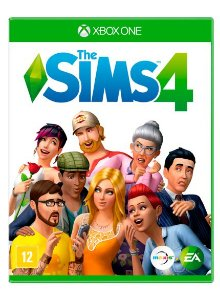 The Sims 4 Semi Novo - Xbox One
