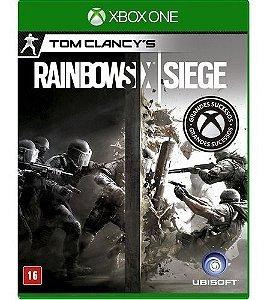 Rainbow Six Siege Semi Novo - Xbox One