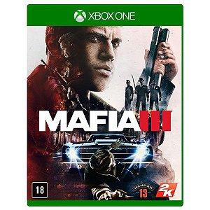 Mafia 3 Semi Novo - Xbox One