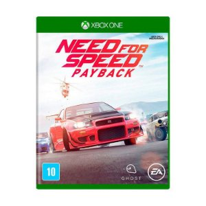 Need For Speed Payback Semi Novo - Xbox One
