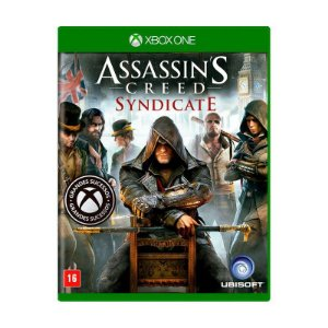 Assassins Creed Syndicate Semi Novo - Xbox One