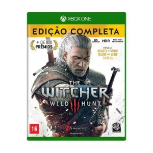 The Witcher 3: Complete Edition Semi Novo - Xbox One