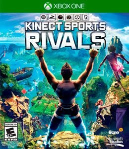 Kinect Sports Rivals Semi Novo - Xbox One