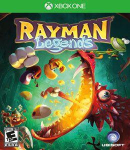 Rayman Legends Semi Novo - Xbox One