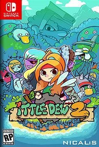 Ittle Dew 2+ Nintendo Switch (Semi-Novo)