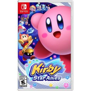 Kirby StarAllies Semi Novo - Switch