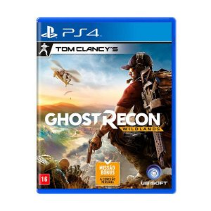 Tom Clancy's Ghost Recon Wildlands Ps4 (Semi-Novo)
