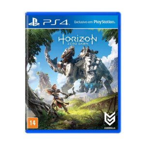 Horizon Zero Dawn Ps4 (Semi-Novo)