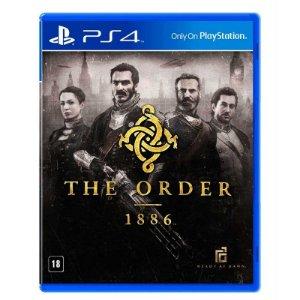 The Order 1886 - Ps4 (Semi-Novo)
