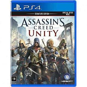 Assassin's Creed Unity - PS4 (Semi-novo)