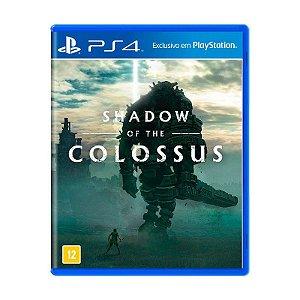 Shadow Of The Colossus PS4 (Semi Novo)