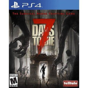 Seven Days to Die Ps4 (Semi-Novo)