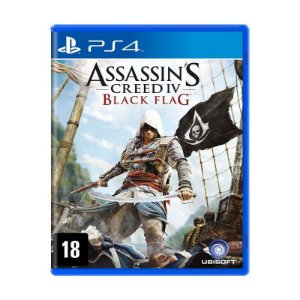 Assassin's Creed 4 - Black Flag (Semi-novo)