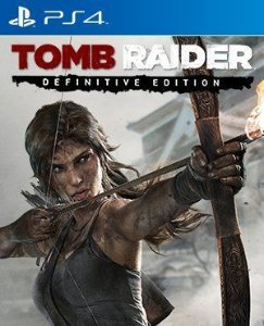 Tomb Raider Definitive Edition - Ps4 (Semi-Novo)