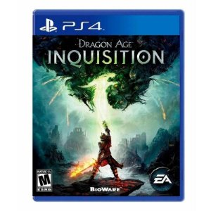 Dragon Age : Inquisition - Semi Novo PS4