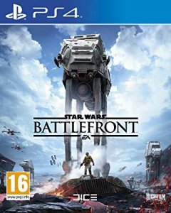 Star Wars : Battlefront - Semi Novo PS4