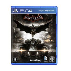 Batman Arkham Knight - Ps4 (Semi-Novo)